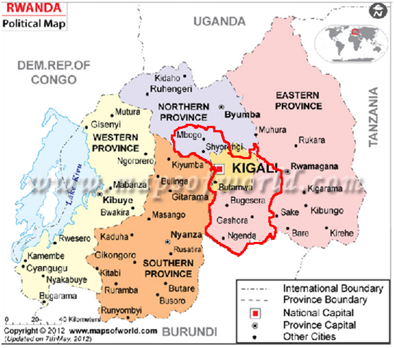kigali-diocese-map