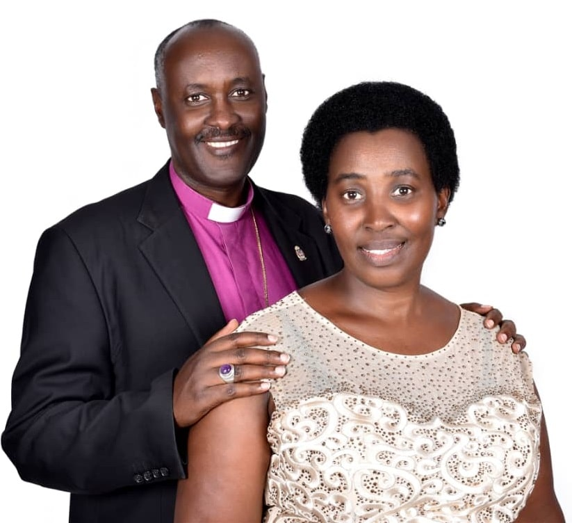 The Bishop of Kigali Diocese